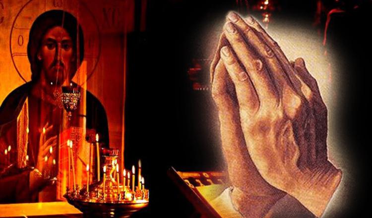 Să nu-ți treacă ziua fără rugăciune