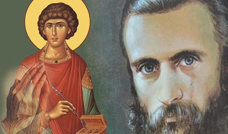 Rugăciunea Părintelui Arsenie Boca către Sfântul Pantelimon