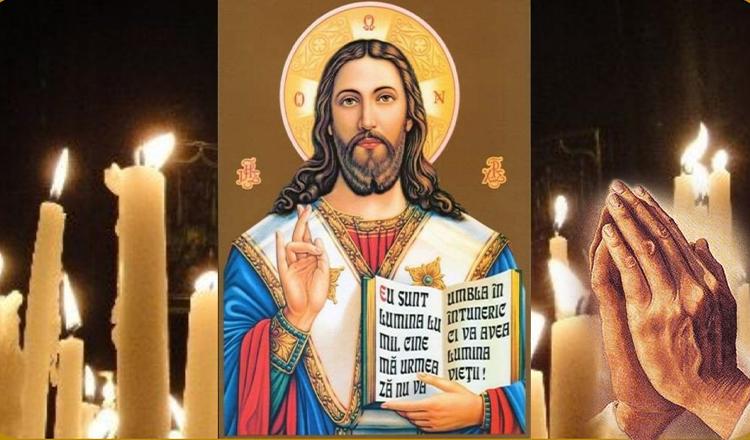 Scurta rugăciune către Domnul Iisus Hristos pentru dobândirea răbdării de către cel căzut în patimi
