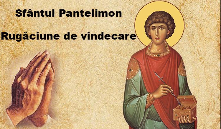 Sfântul Pantelimon, fratele mai mic al Sfantului Ilie