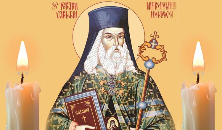 30 august Sfântul Varlaam
