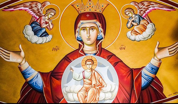 Rugăciune tămăduitoare către Maica Fecioară