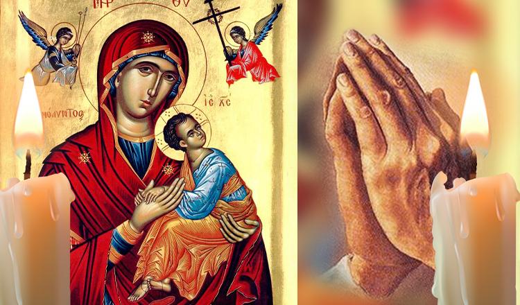 Rugăciunea care străbate cerul