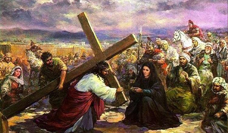 De-ai lua pe umăr crucea