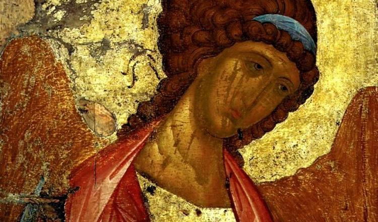 Lacrimile Sfântului Arhanghel Mihail