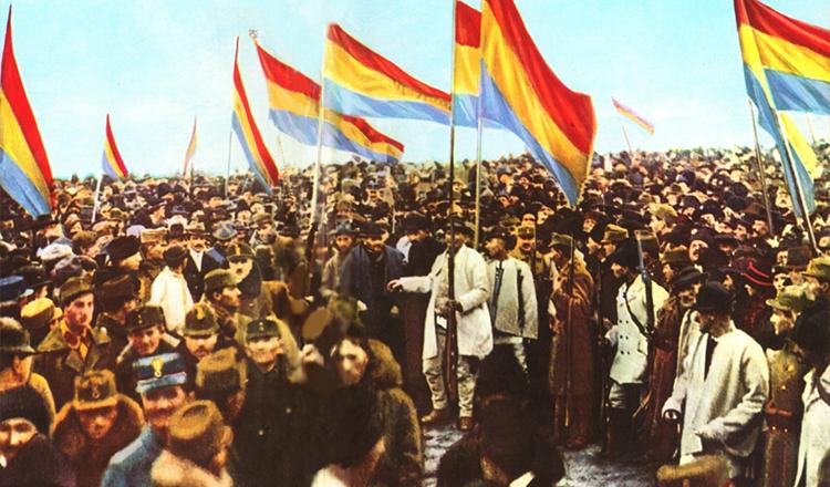 Rugăciunea de la Alba Iulia, 1918