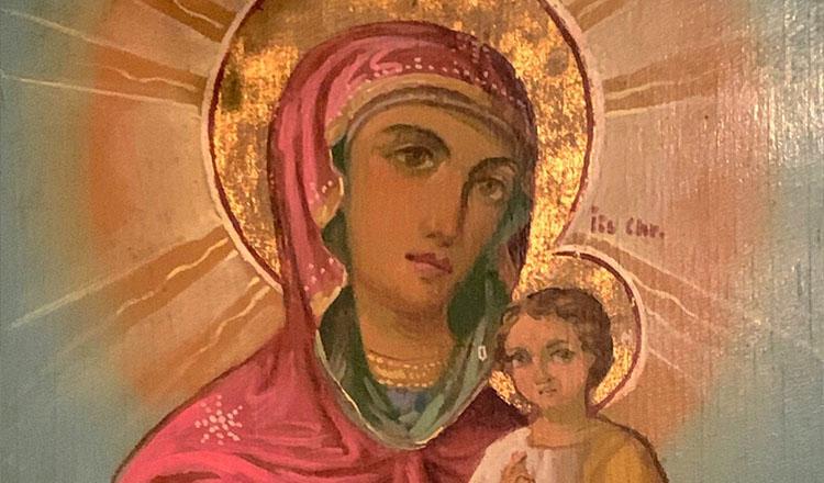 Rugăciune către Maica Domnului pentru dobândirea smereniei
