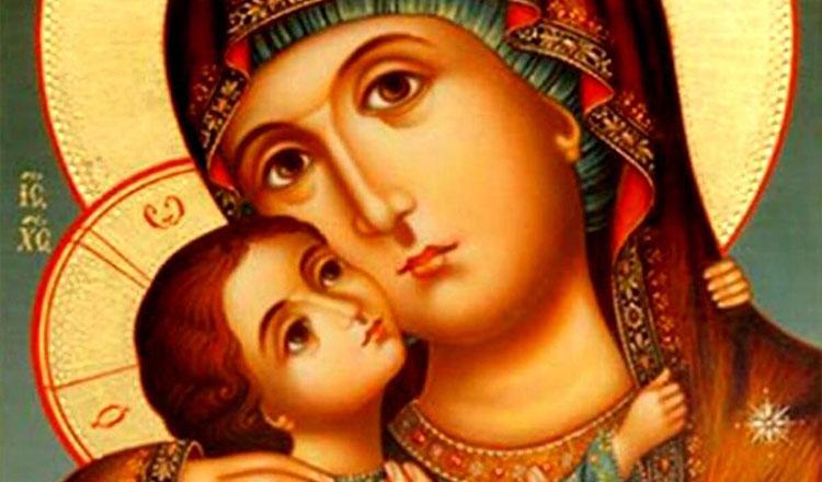 Rugăciune de pocăinţă către Maica Domnului