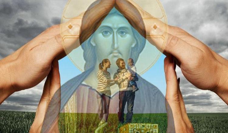 rugăciunea care îți păzește casa și familia