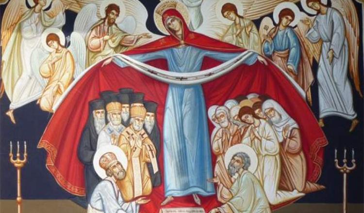 Tradiţii şi obiceiuri Acoperământului Maicii Domnului