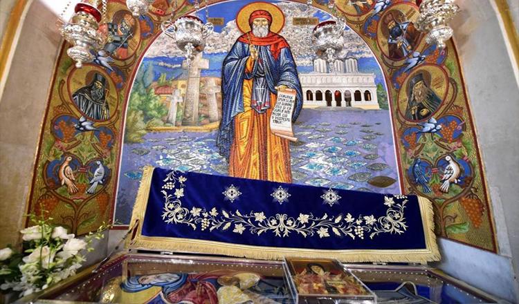 27 octombrie Sfântul Cuvios Dimitrie cel Nou