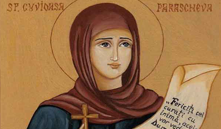 6 obiceiuri de Sfânta Parascheva