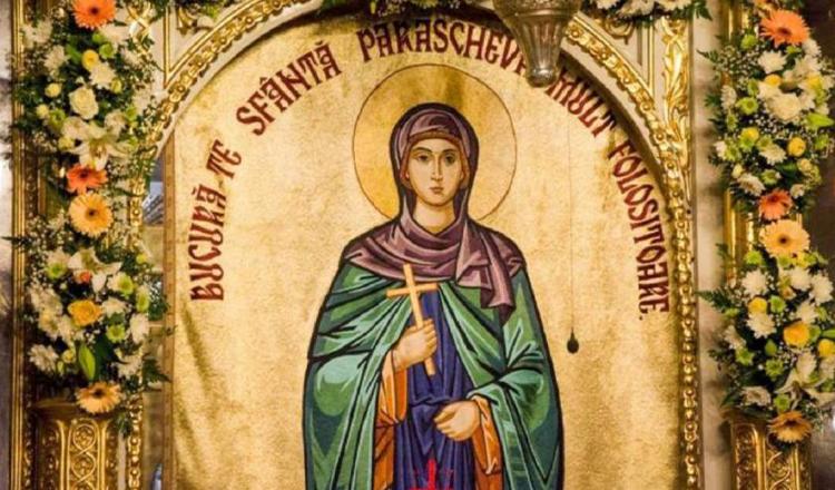 Ce e bine să faci de Sfânta Parascheva