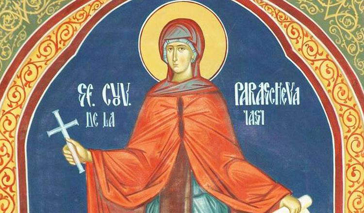 Mesaje și urări pentru sărbătoriții zilei de Sfânta Parascheva