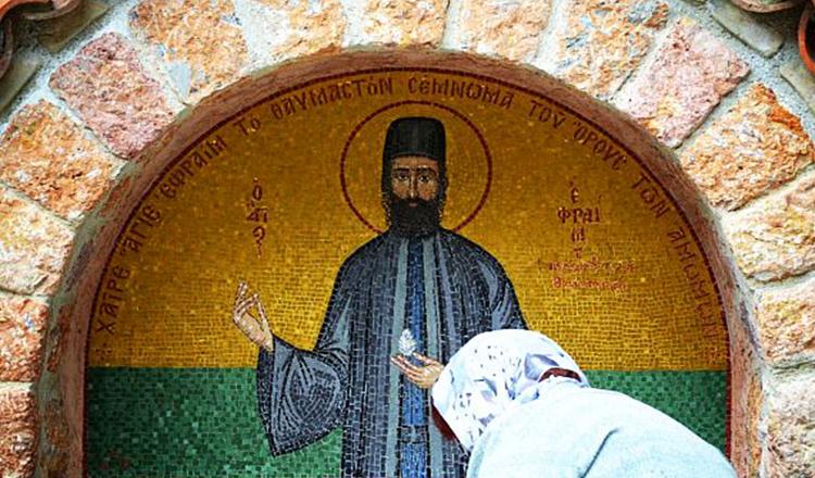 Minuni ale Sfântului mare făcător de minuni