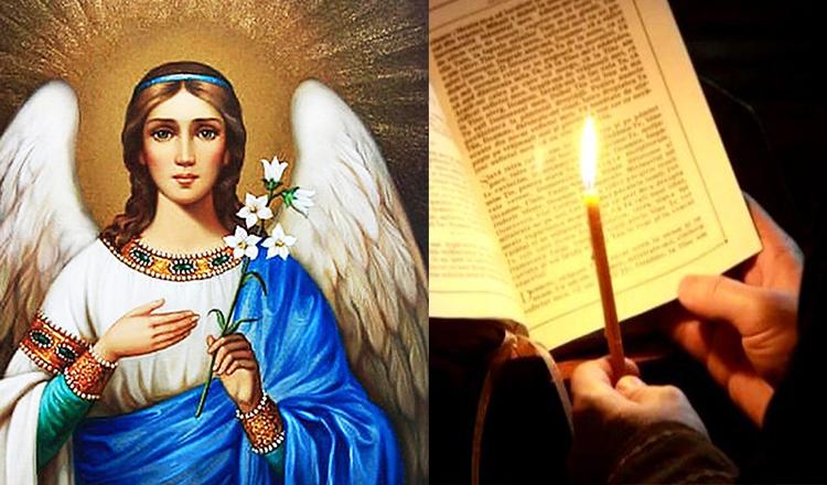 rugăciune de seară către sfântul înger păzitor