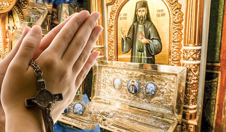 Rețeta Sfântului Efrem