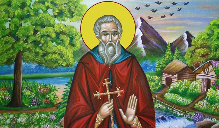 rugăciune către Sfântul Cuvios Ilarion cel Mare