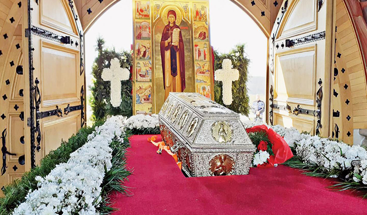 Nelu Tătaru, despre pelerinajul de Sf. Parascheva