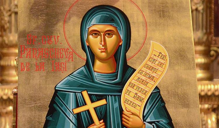 Tradiții și obiceiuri de Sfânta Cuvioasă Parascheva