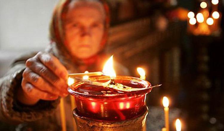 Uleiul din candelă