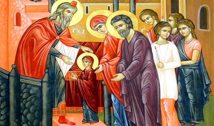 Ce trebuie să faci de Intrarea Maicii Domnului în Biserică