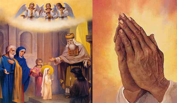Rugăciunea pe care să o spui de Intrarea Maicii Domnului în Biserică pentru dezlegare de farmece și blesteme