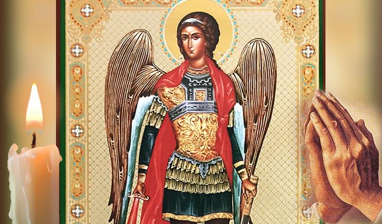 Rugăciune foarte puternică către sfântul arhanghel Mihail
