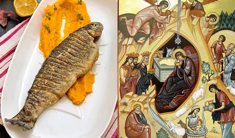 Zile cu dezlegare la pește în Postul Crăciunului 2020